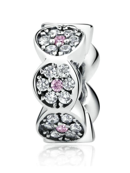 Maja 925 silver cute garland charm