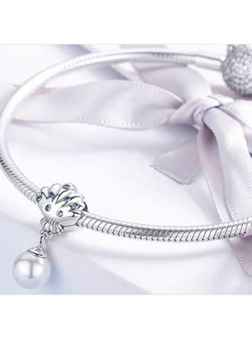 Maja 925 silver shell charm
