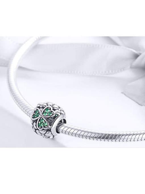 Maja 925 silver clover charm