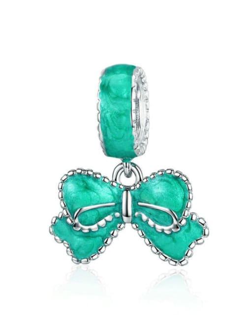 Maja 925 silver cute bow charm