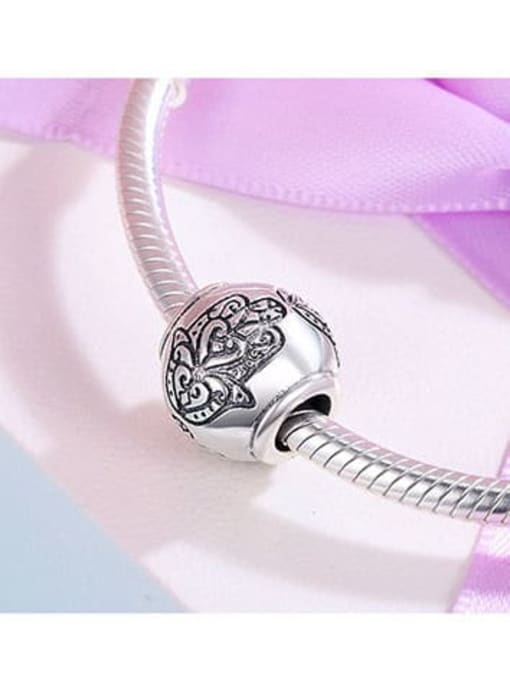 Maja 925 Silver Fatima Hand charm