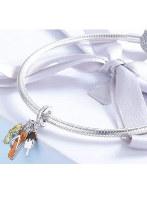 Maja 925 silver casual charm