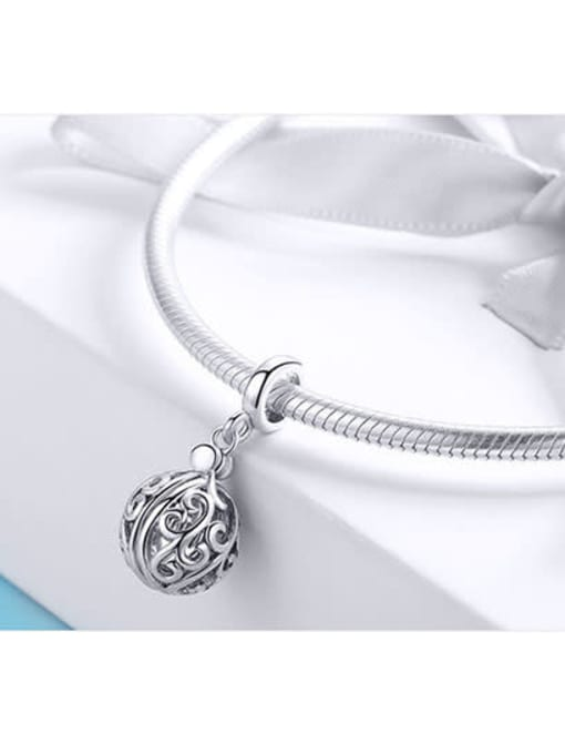 Maja 925 Silver Mother's Day charm