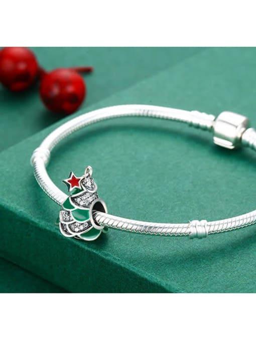 Maja 925 silver Christmas tree element accessories