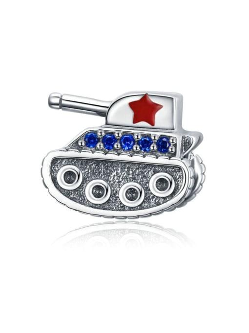 Maja 925 silver tank charm