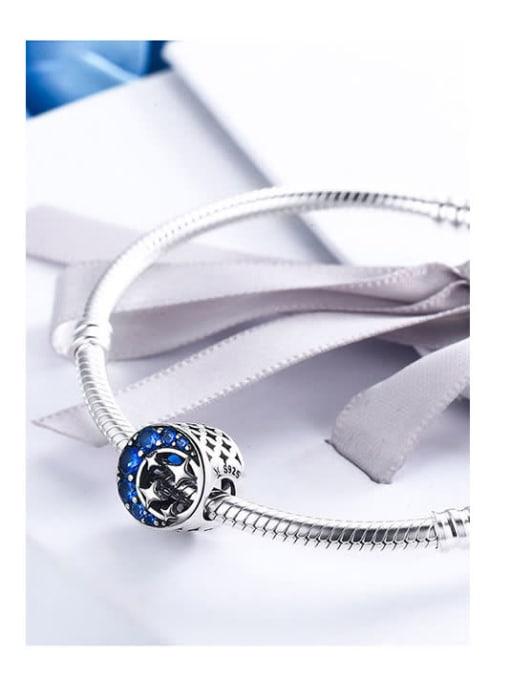 Maja 925 silver moon charm