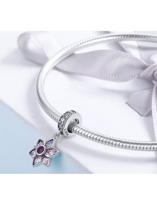 Maja 925 Silver Romantic Cherry Blossom charm