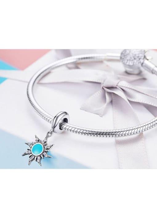 Maja 925 silver sun element accessories