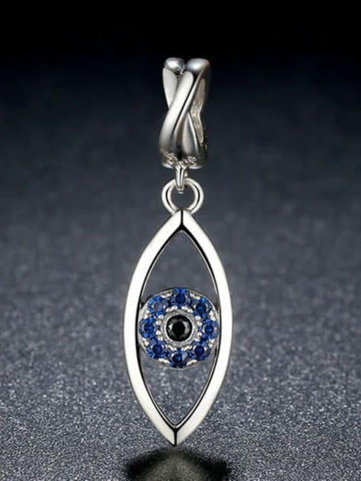 Maja 925 Silver Devil's Eye charm