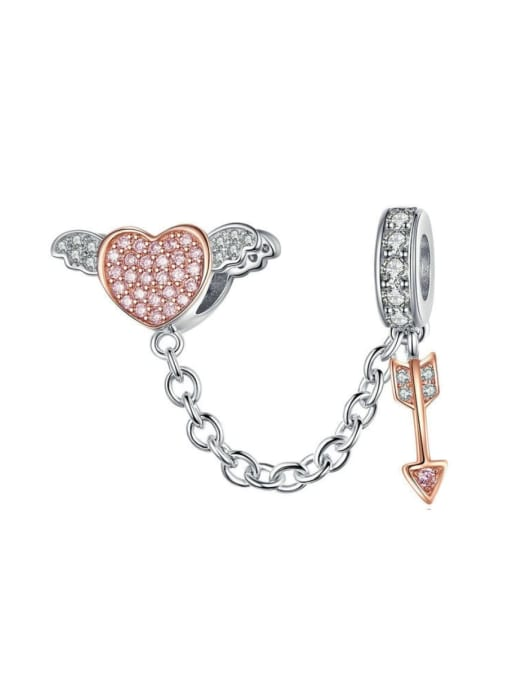 Maja 925 Silver Cupid Arrow charm