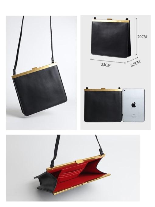 In Mix Minimalist style CrossBody Bags