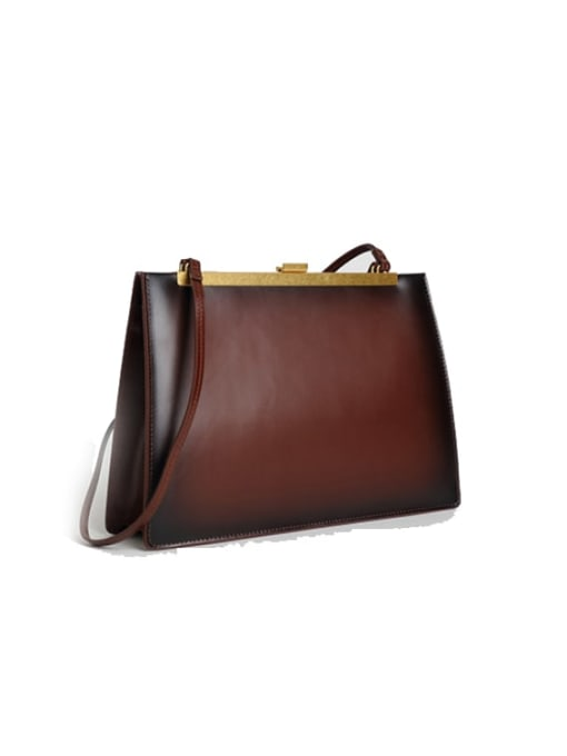 In Mix Vintage And Versatile Briefcase, Multi-Color Optional, Handbag/Shoulderbag