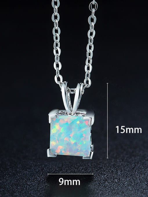 Armadani 2018 Square Shaped Necklace