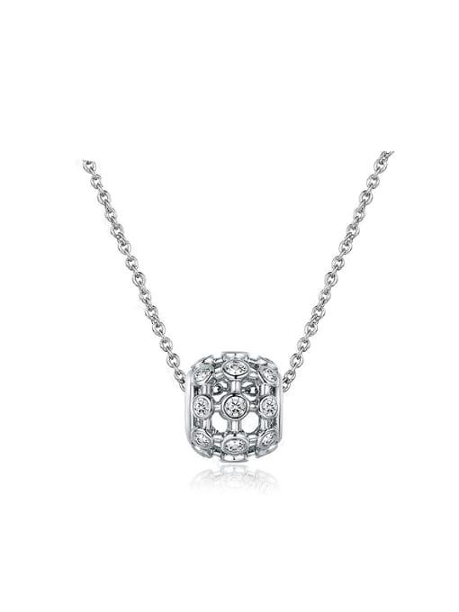 Chris 925 Silver Necklace