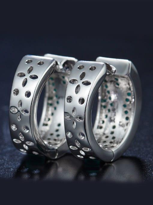 Armadani Fashion Cubic Zircon Women Earrings