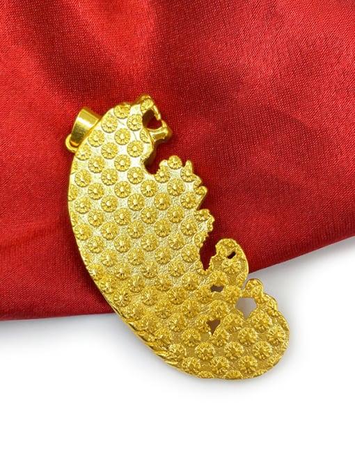 Neayou Men Exquisite Leopard Shaped Pendant