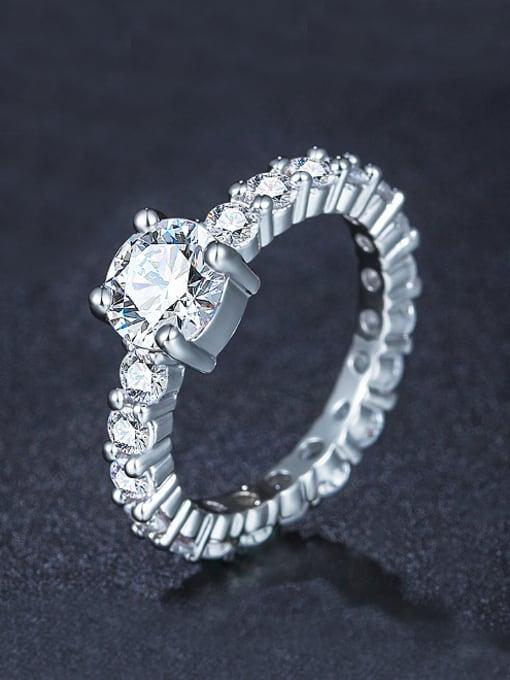 Armadani Fashion Shiny Cubic Zircon Ring