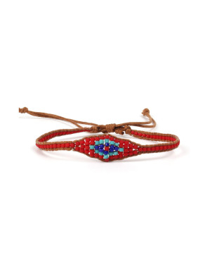 Temperament National Style Fashion Woven Bracelet