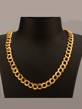 18K Fashion Colorfast Necklace
