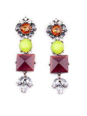 Fashion Sweet Women Drop Chandelier earring