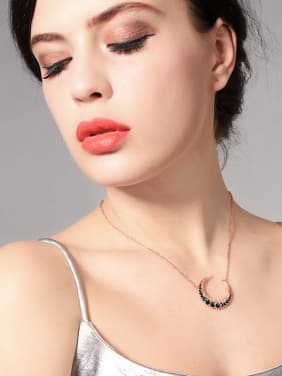 Simple Style Exquisite Short Clavicle Women Necklace