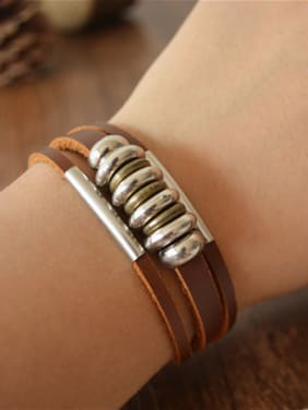 Adjustable Length Multi-layer Bracelet