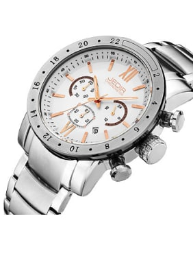 JEDIR Brand Simple Business Mechanical Watch