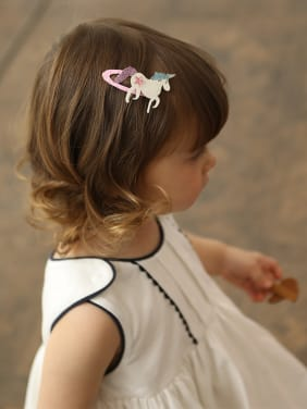 Kid's Hair Accessories: Cartoon cute child hair clip