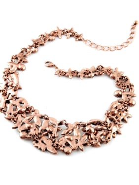 Exaggerate Alloy Lady's Necklace