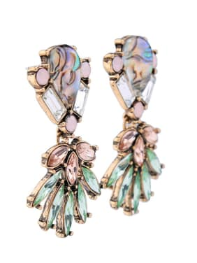 Retro Party Accessories Drop Chandelier earring