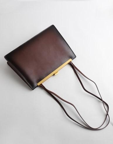 Vintage And Versatile Briefcase, Multi-Color Optional, Handbag/Shoulderbag