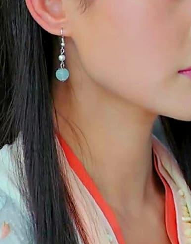 Retro Style Elegant Hook Earrings