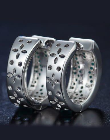 Fashion Cubic Zircon Women Earrings