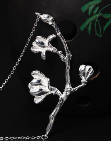 Fashion Flower Clavicle Women Necklace