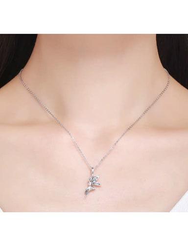 925 Silver Angel charm