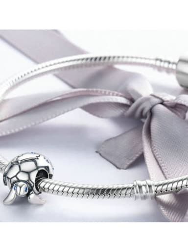 925 Silver Turtle charm