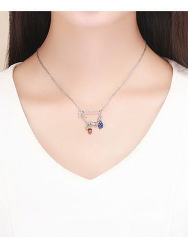 925 Silver Fruit charm