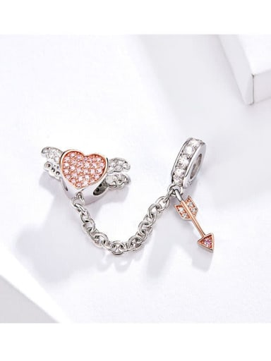 925 Silver Cupid Arrow charm
