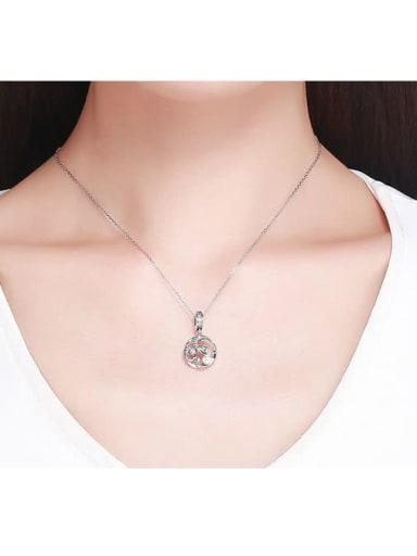 925 silver cute snake charm