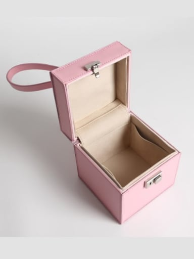 Square box Mini-Handle Bag