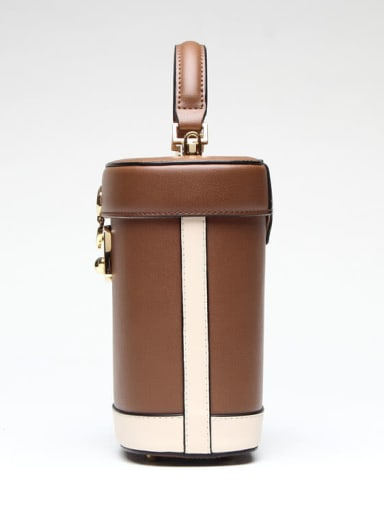 Fashion leather bucket bag