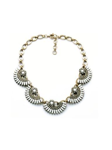 Luxury Fan-shape Women Necklace