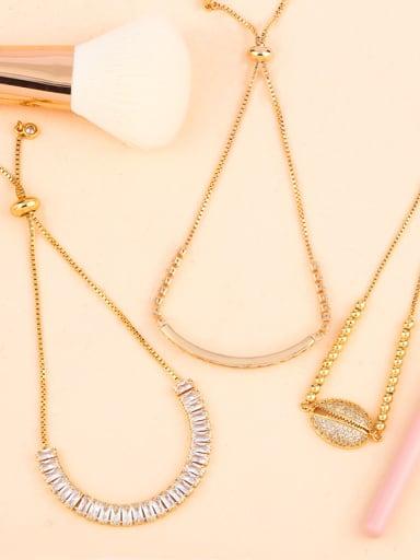 Copper With Cubic Zirconia Fashion Cactus Bracelets