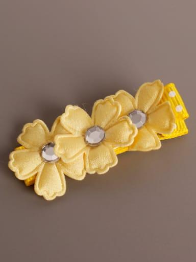2018 Flower Flipper Hair clip