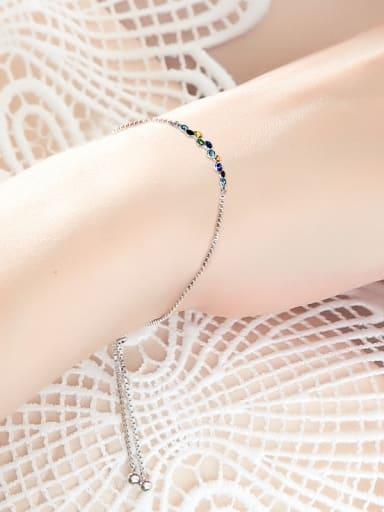 Simply Style S925 Silver Bracelet