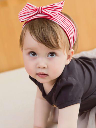 Cotton  bady headband