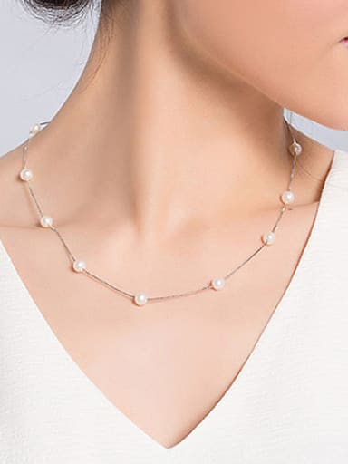 Fashion Freshwater Pearls Necklace
