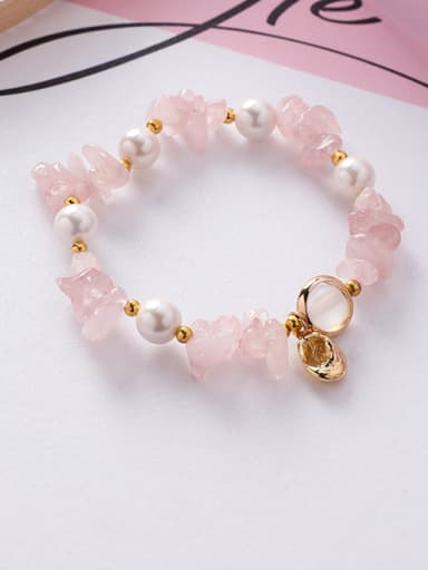 Alloy WithShell Fashion  AlienIrregular Charm Conch Bracelets
