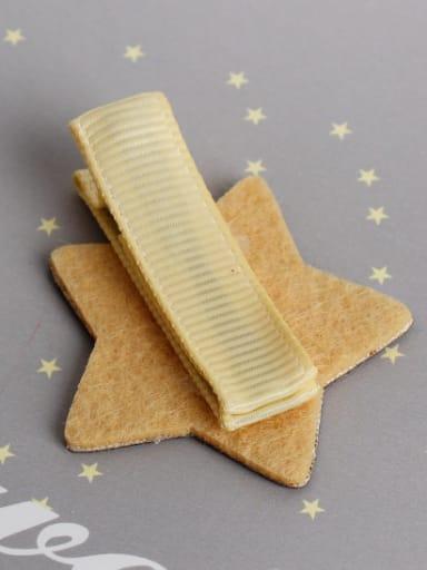 Glitter Star Hairpin