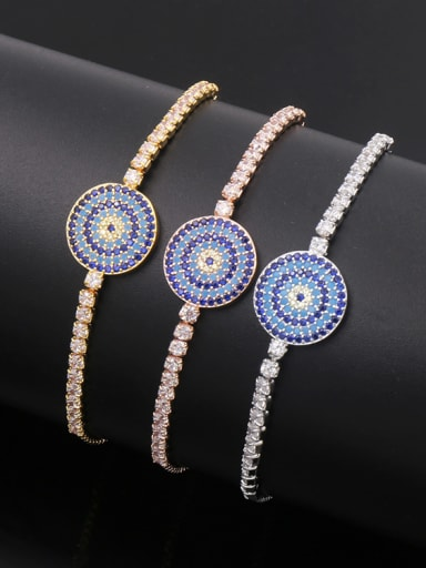Round Shaped Adjustable Bracelet